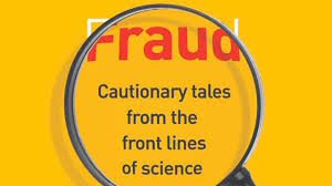 Cover of David Goodstein's Book on Science Fraud