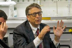 Gates Looks at LENRs as Future Energy Source