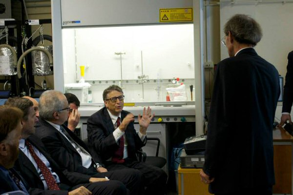 Bill Gates discussing LENRs.